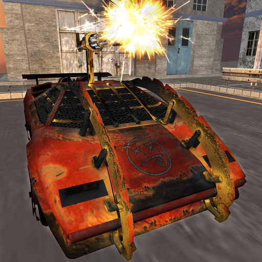 Death Race Car Fever 3D - Real Turbo Car Chase & Shooting Game iOS App