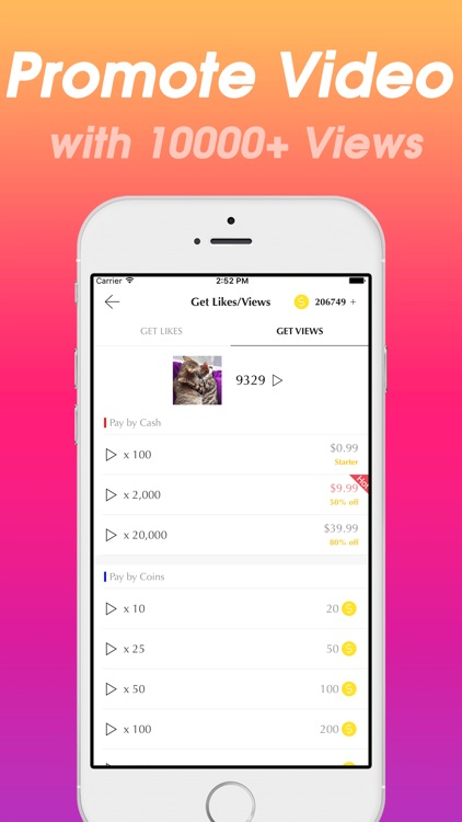 Followers + for Instagram - Get 1000 More Likes, Followers & Video