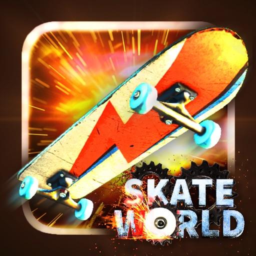 スケートボードの世界 - 無料スケートボードシミュレーションゲーム
