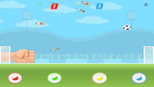 Jet Soccer Screenshot