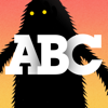 The Lonely Beast ABC: Preschool Letters & Alphabet