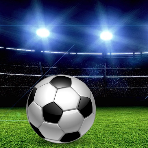 Soccer Kick Flick Penalty Shoot - Football Fantasy Kick Practice iOS App