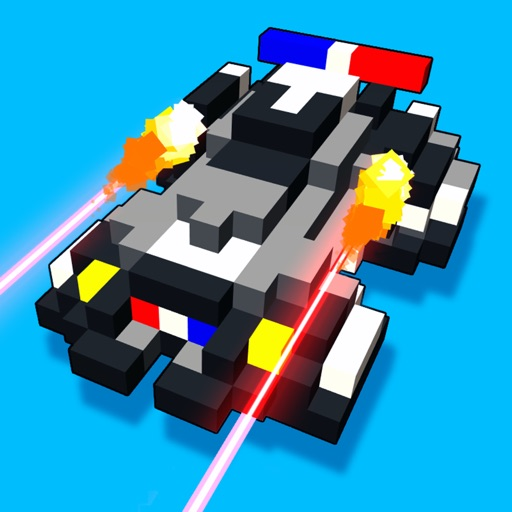 Hovercraft: Takedown - Custom Combat Cars for iPhone