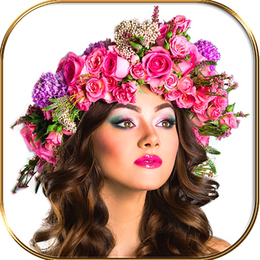 Wedding Hairstyle Fashion Accessories - Girl.s Hair Salon App for Beauty Make.over and Photo Montage iOS App