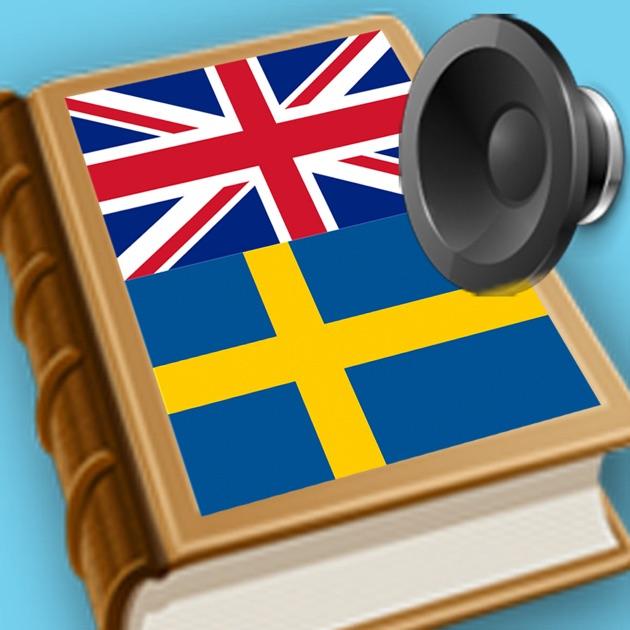 Svenska engelska bäst lexikon på App Store
