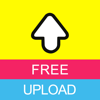Quick Uploader Free - Safe Upload Photos & Videos from Camera roll.