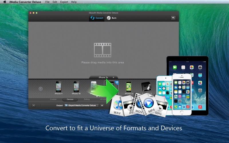 imedia converter deluxe registration code mac