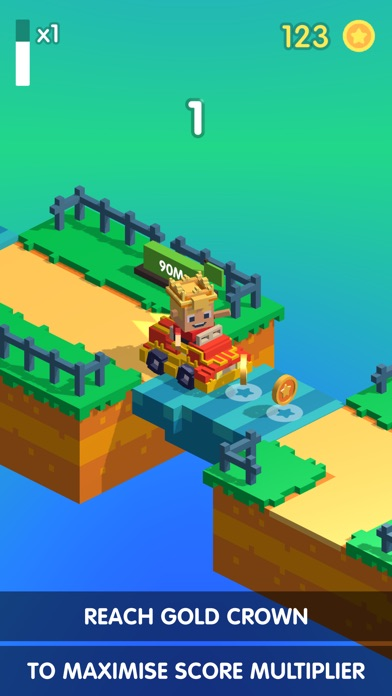 Bridge Rider Screenshot