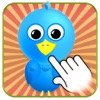 Bird Practice Clicker - Fast Tapping Training Craze Challenge