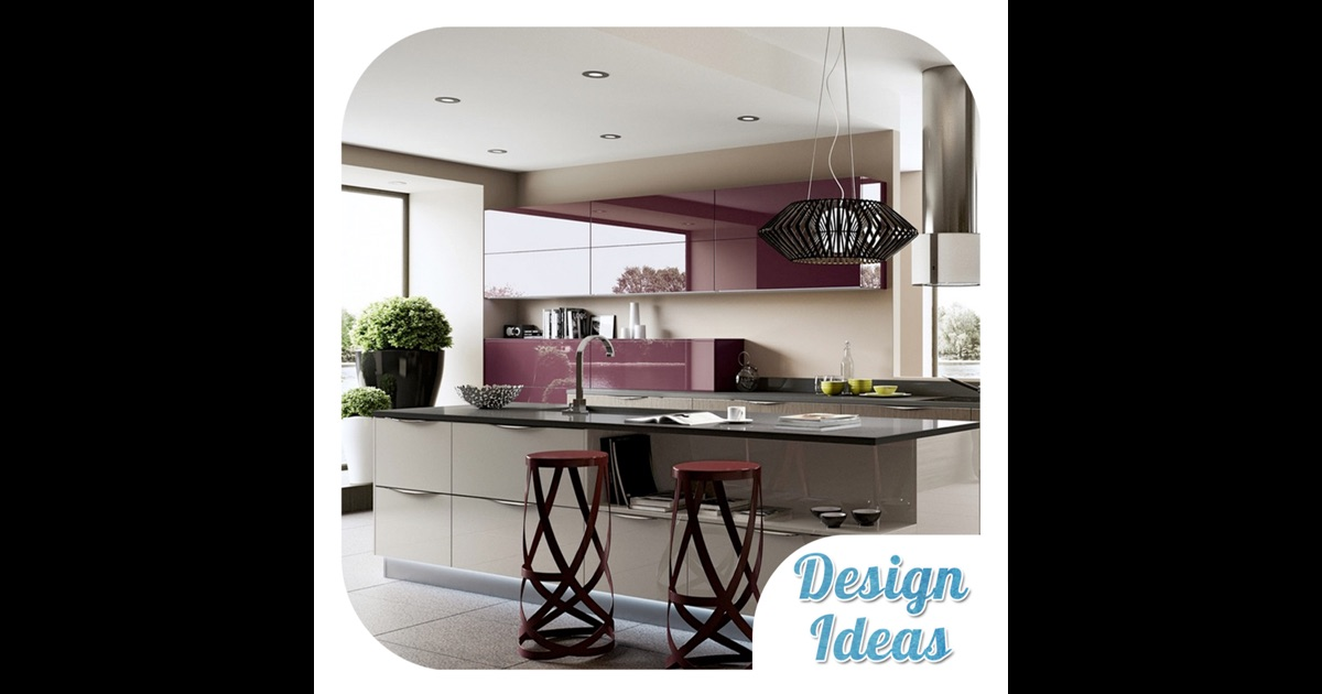 Kitchen Design Ideas 2016 For IPad On The App Store