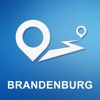 Brandenburg, Germany Offline GPS Navigation & Maps