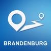 Brandenburg, Germany Offline GPS Navigation & Maps