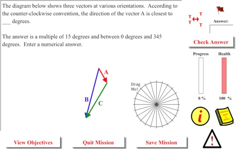 Minds On Physics the App - Part 1 screenshot 4