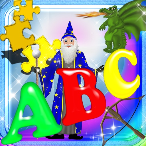Alphabet Fun All In One Games Collection iOS App