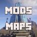 MODS & MAPS Pocket for Minecraft PC Edition Game