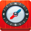 Compass App - Navigation Course on Map Free
