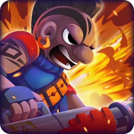 Zombie Legion: Global Danger Arcade Shooter Game iOS App
