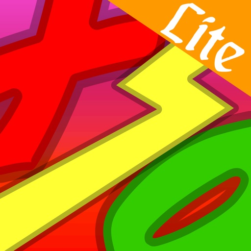Tic Tac Toe with Kvadratikses lite iOS App