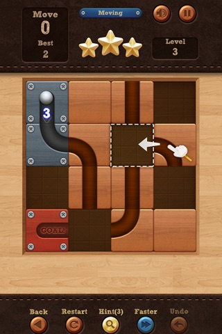 Roll the Ball® - slide puzzle screenshot 3