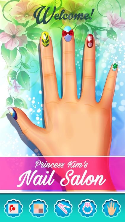 Princess Kim\'s Nail Salon by Immanitas Entertainment GmbH