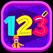 123 추적은 - 대화 형 활동과 퍼즐 숫자를 계산 및 추적 알아보기