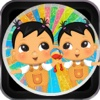 Newborn Twins Baby Girls Care - A mommy's twins baby care adventure & baby sitting pregnancy game