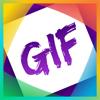 Fazer um gif vídeo com fotos ao vivo do conversor e criador de animação