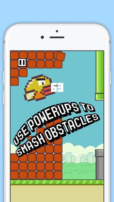 Super Dappy Bird! Screenshot