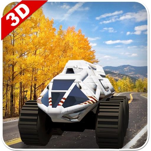 Euro Mountain Truck Drive pro iOS App