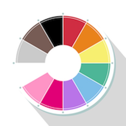 Lucky Wheel Lucky Color iOS App
