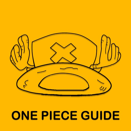 One Piece Guide iOS App