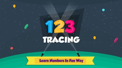 download 123 Tracing - Learn counting and tracing numbers with interactive activities and puzzles appstore review