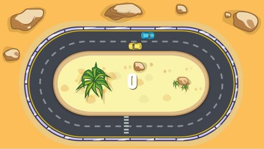 Don't Crash Simulator Racing - Crazy Car Highway Screenshot