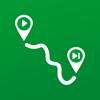 Afstand - wandel, hardloop & fiets GPS tracker