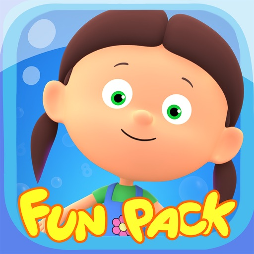 Counting With Paula Fun Pack iOS App