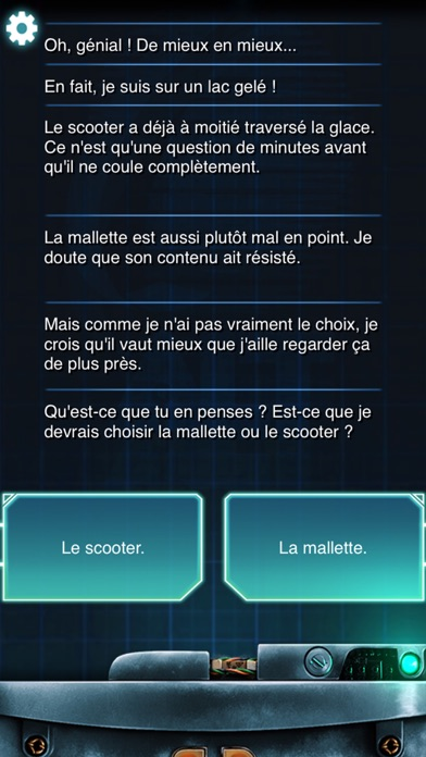 download Lifeline: Enfer Blanc apps 3