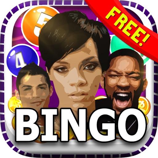 Bingo Casino Vegas Super Mega Games for Celebrity iOS App