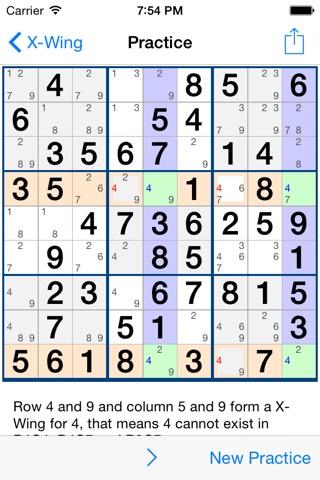 Sudoku 401 screenshot 1