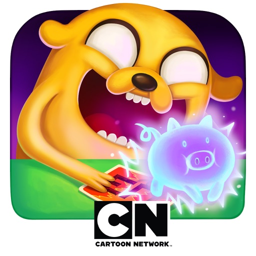 Download Card Wars Kingdom - Adventure Time Card Game free for iPhone, iPod and iPad