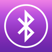 Bluetooth U(Share files and Photo Library) icon