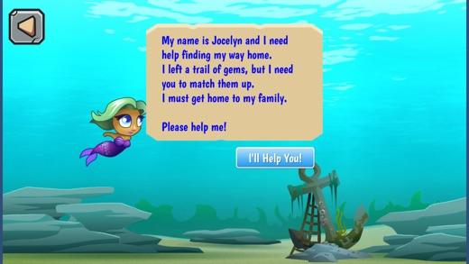Deep Sea Quest: Rescue the Lost Mermaid Screenshot