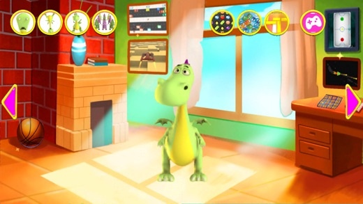 Talking Dragon Bob Screenshot