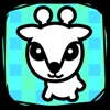 Reindeer Evolution - Tap Coins of the Crazy Mutant Simulator Idle Game