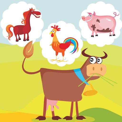 Animal Memorizzazione Bambini Gioco: Scopri il Pensiero Logico
