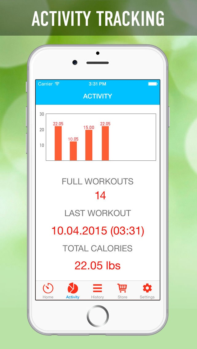 رياضة - تمارين اللياقة البدنيةلقطة شاشة3