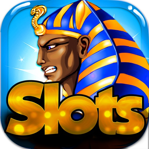 Awesome Grand Machine Egypt Slots iOS App