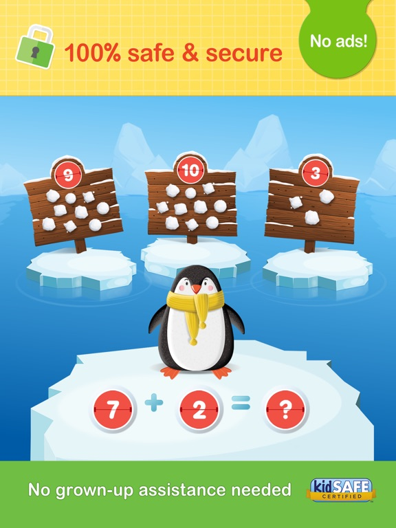 math worksheet : 1 math games app for kids in preschool  kindergarten hd on the  : Interactive Math Games For Kindergarten