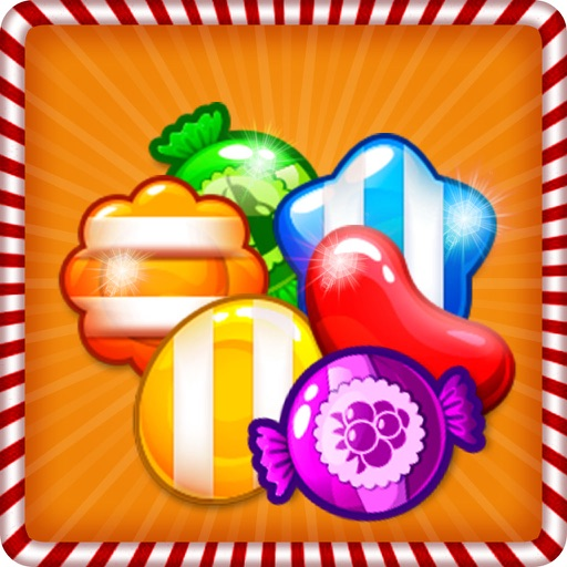 Candy Blast Jelly iOS App