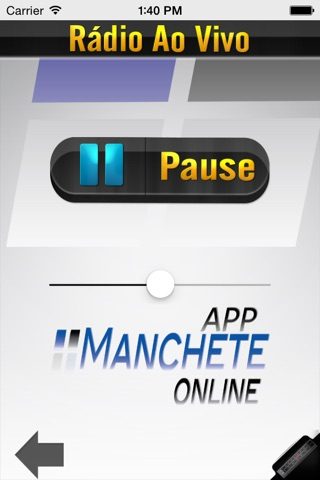 Manchete Online screenshot 2
