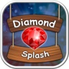 Diamond Splash - Diamond Rush Game of Puzzle Master